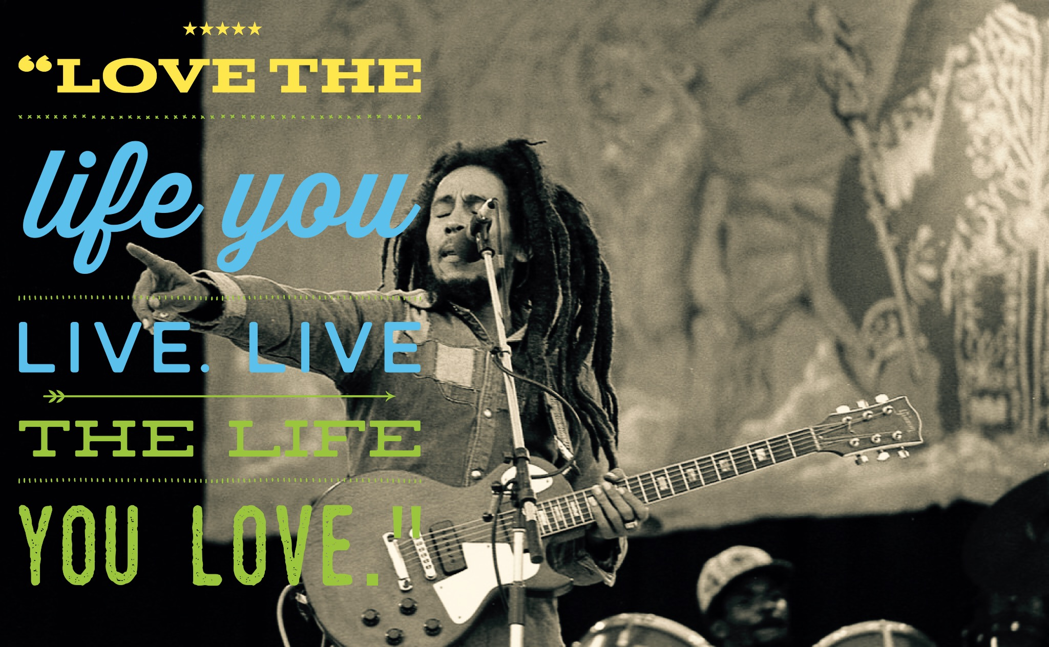 Love Lyrics Quotes Bob Marley Quotes 20 Powerful Sayings & Lyrics To Live By