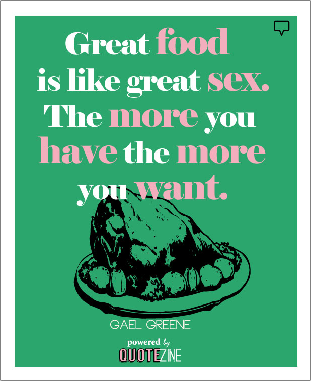 Food Book Cover Quote ~ Food quotes the greatest sayings on cooking dining