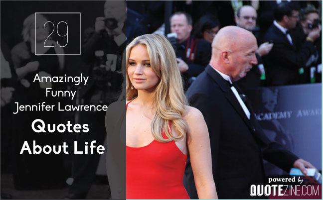 quotes from jennifer lawrence - photo #44