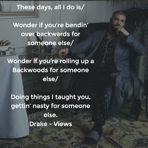 Drake Song Quotes Delectable Drake Quotes The Best Lyrics And Lines From Views  Quotezine